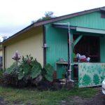 Yoga Barn's original outdoor eco-kitchen at Hedonisia Hawaii