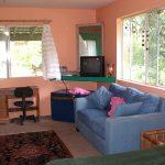 Original furniture in Jungle Cottage