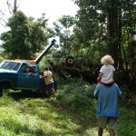 Ohia Camper Area Junk Car Towing