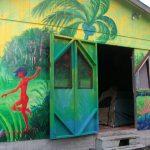 Original Barn Earth Mural