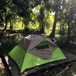 hawaii camping eco tourism private