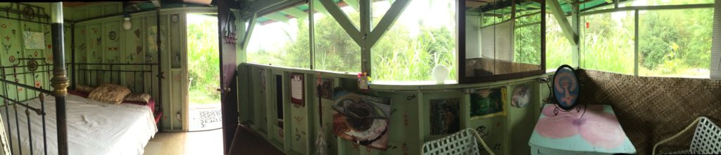 Panorama Kahuna Cabin Hawaii
