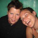 Heidi & Briana - Managers 2008