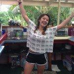 Ecofeminist intern in Hawaii