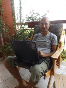 Virtual Tech Volunteer Leonardo in Italy