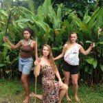 Jungle Queens in Hawaii