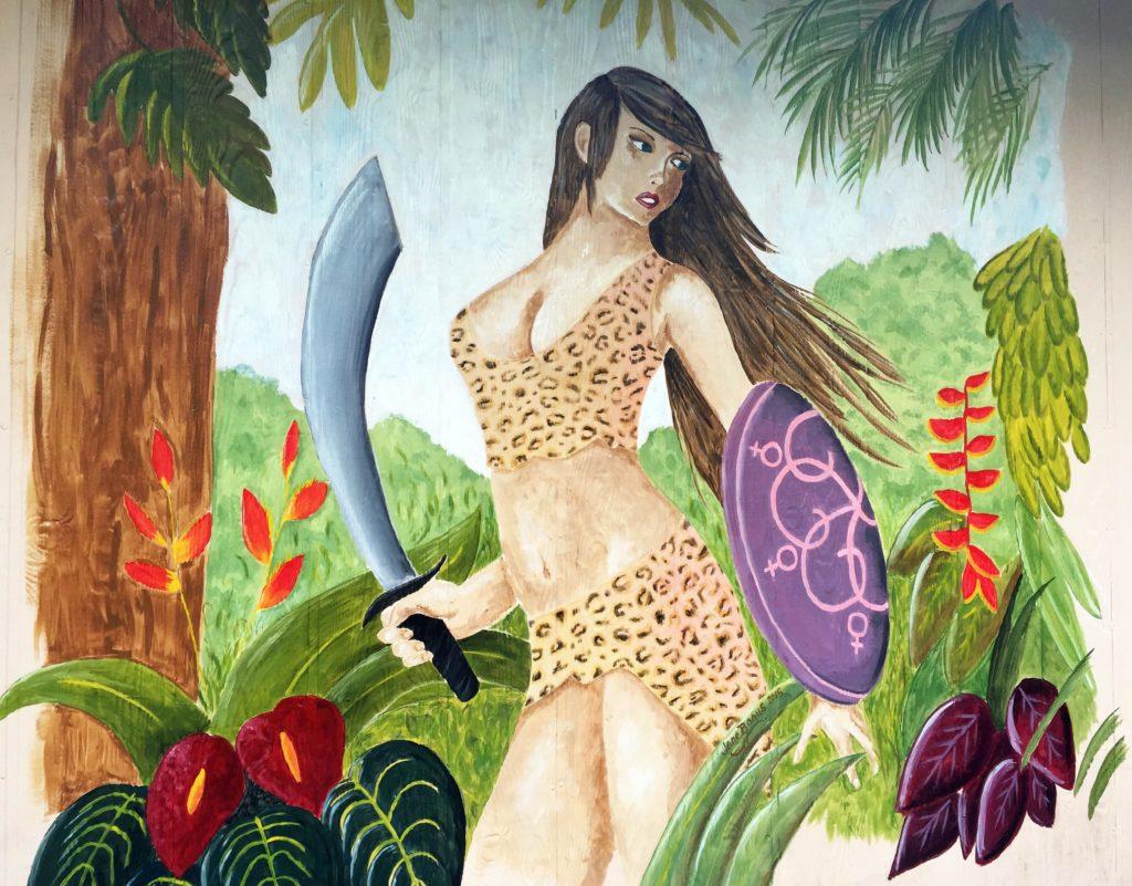 Jungle Queen Female Empowerment