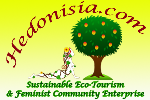 One of the only Eco-Feminist Communities in the World!