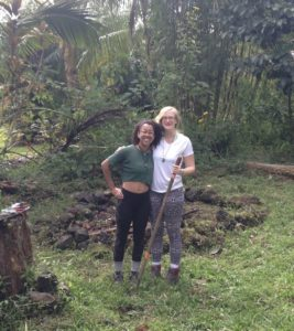 Interns & Friends in Hawaii
