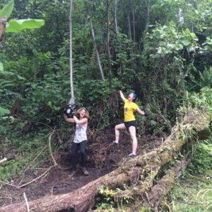 Hawaii Community Jungle Volunteers!