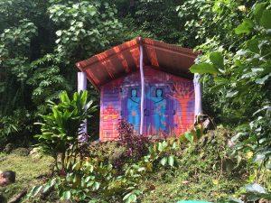 Cozy Nook hut in Hawaii