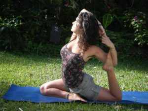 rainforest yoga mat